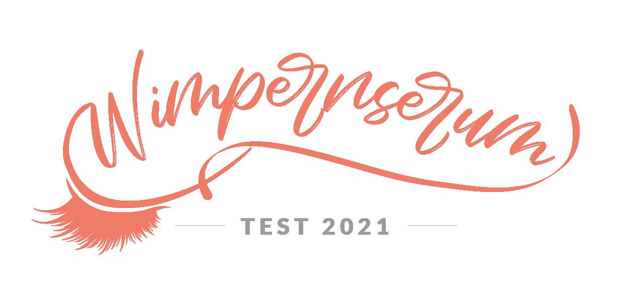 Wimpernserum Test 2021